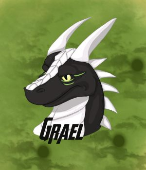 Convention Commission : Grael badge by Commander-ShiningCat