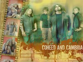 Coheed and Cambria Filmstrip by prettygeeky