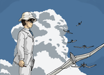 The Wind Rises - Jiro by faithless12