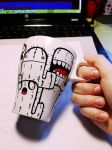 CACTUS TEACUP by ELECTRICPOPPERS