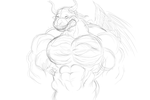 Chimera WIP by PanScolipede