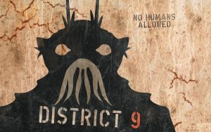 District 9 wallpaper by nuke-vizard