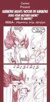 Does Your Mother Know:Song Comic by cArDoNaNaVaS