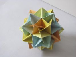 Kusudama by MadalinaM