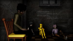 [MMD] Waiting for Pewds... by PikaBlaze