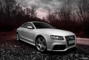 Audi RS5 Coupe Suzukagrey - 6 by mystic-darkness