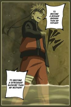 Naruto 505 - To Become by Condore-51
