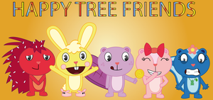 Happy tree friends - HTF by Wopter
