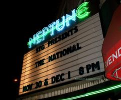 2011 - The National 001. by GermanCityGirl
