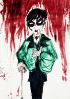 My name is Barnabas Collins by salvi-burton