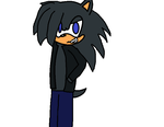 my sonic OC ray by elle-pony