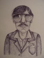 tony clifton? by joogerson