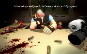 The Most Interesting Heavy In The World by Prothean290