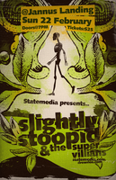 Slightly Stoopid by aanoi