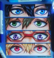 Free! Copic eyes by CosmosKitty