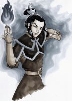 Azula by wildcard24
