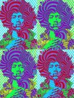Jimi #1 by dylanmark