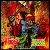 HiraX vs Sarjan Hassan Cover by painsugar