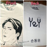 #2 T-Shirt with Textile color: YeY - BEAST - DW by IperGiratina98