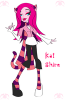 MH: Kat Shire -picture- by KPenDragon