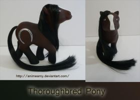 Thoroughbred by customlpvalley