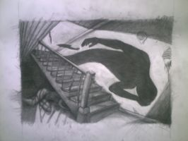 im the monster up the stairs by mrkillzo
