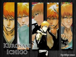 K Ichigo wallpaper by Ichigo--sama