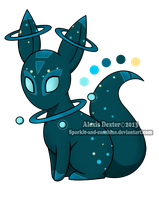 Andromeda Fox Adopt 4 - Auction - [CLOSED] by Sparkle-And-Sunshine