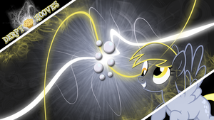 FiM: Former Derpy Day Wallpaper by M24Designs