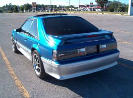 1990 Mustang GT 3 by Ripplin