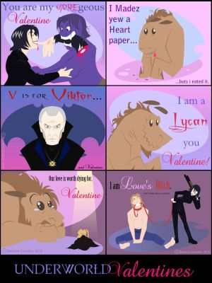 Underworld Valentines