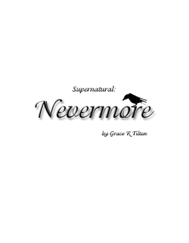 Nevermore by glolinde