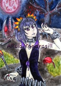 Last to know (ACEO) by AliciaYggdrasill