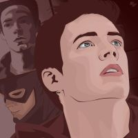 Barry allen | the flash by rahmnF
