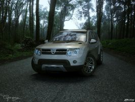 Dacia Duster Tuning 4 by cipriany