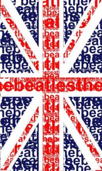 The Beatles British Flag by NNBTK