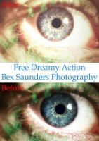 Free Dreamy Photoshop Action by Bex-Photography