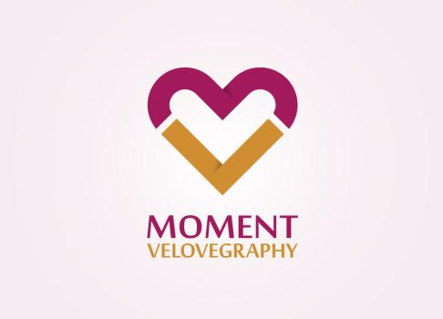 Moment Velovegraphy Logo by ediesign