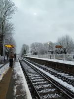 Chiswick Rail Station by cncplyr