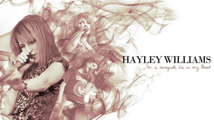 Hayley Williams by FreackMind