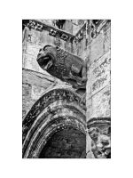 The Irriverence of a Gargoyle by Morween