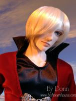 Dante Closeup by BishonenHouse