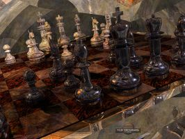 New Chess Wallpaper 2 by TLBKlaus
