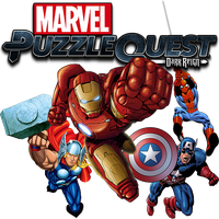 Marvel Puzzle Quest Dark Reign by POOTERMAN