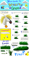 Microsoft paint grass tutorial by BlueLink