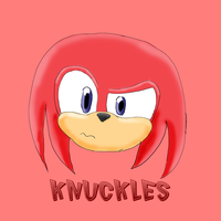 Just Knuckles by Krispina-The-Derp