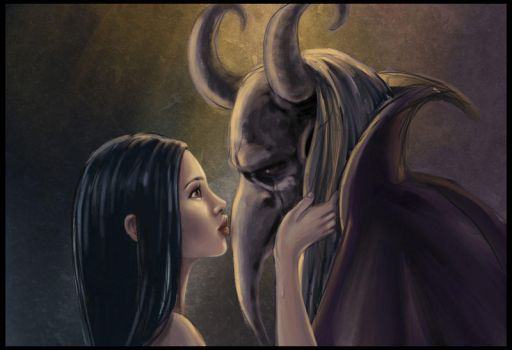 .:Beauty and the Beast:. by DanielaUhlig