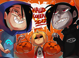 HAPPEH HALLOWEENIE by Sumrlybadusername
