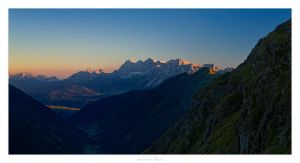 Dachstein Sunrise - 01 by AndreasResch