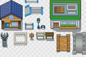 tiles variados by Shawn-Frost